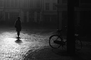 Waiting.... by Joke Scheerman