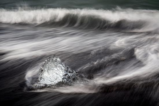 Jokulsarlon, Iceland, Polar Regions-Bill Ward-Photographic Print