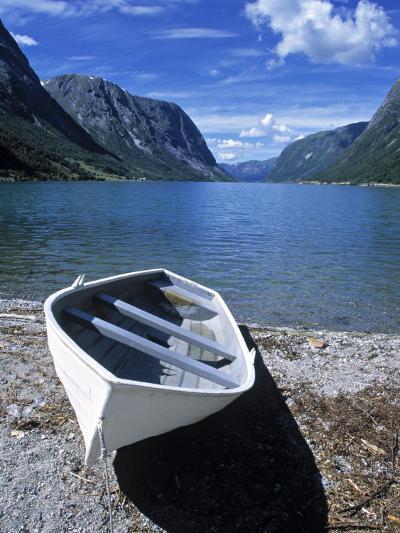 Jolstravatnet Fjord, Jolster Area, Norway-Doug Pearson-Photographic Print