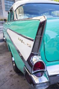 1950s Chevrolet Bel Air, Havana, Cuba by Jon Arnold