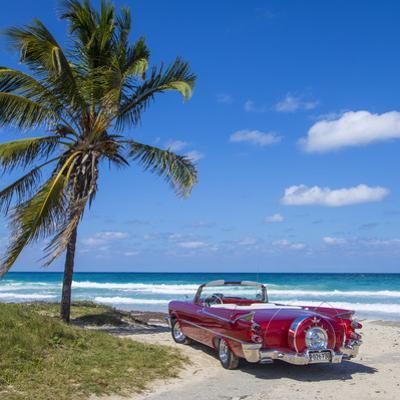1959 Dodge Custom Loyal Lancer Convertible, Playa Del Este, Havana, Cuba