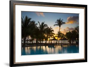 Beachcomber Dinarobin Hotel, Le Morne Brabant Peninsula, Black River, West Coast, Mauritius by Jon Arnold