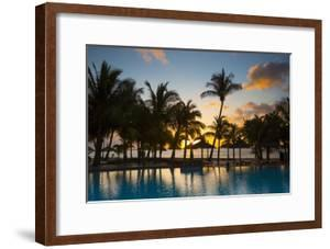 Beachcomber Dinarobin Hotel, Le Morne Brabant Peninsula, Black River, West Coast, Mauritius by Jon Arnold