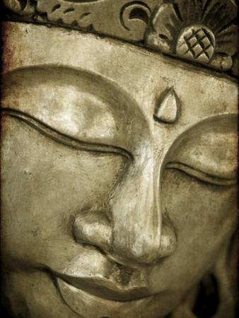 Buddha Mask, Kuala Lumpur, Malaysia