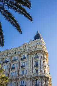 Carlton Hotel, Cannes, Alpes-Maritimes, Provence-Alpes-Cote D'Azur, French Riviera, France by Jon Arnold