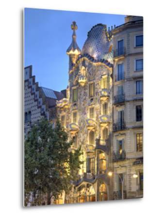 Casa Batllo (By Gaudi), Passeig De Gracia, Barcelona, Spain