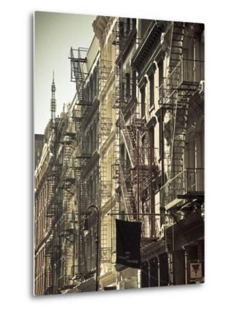 Cast Iron Architecture, Greene Street, Soho, Manhattan, New York City, USA