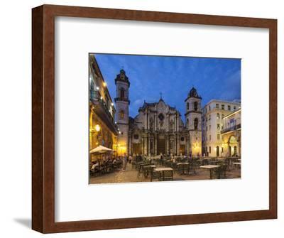 Catedral De la Habana, Plaza De la Catedral, Habana Vieja, Havana, Cuba