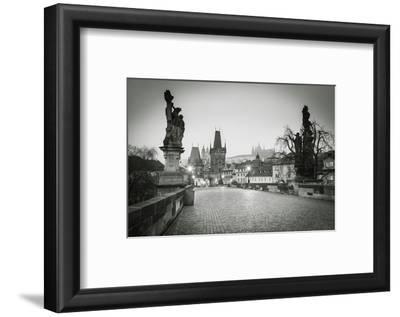 Charles Bridge, (Karluv Most), Prague, Czech Republic