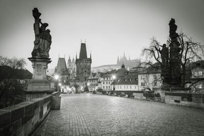 Charles Bridge, (Karluv Most), Prague, Czech Republic