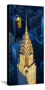 Chrysler Building, Manhattan, New York City, New York, USA by Jon Arnold