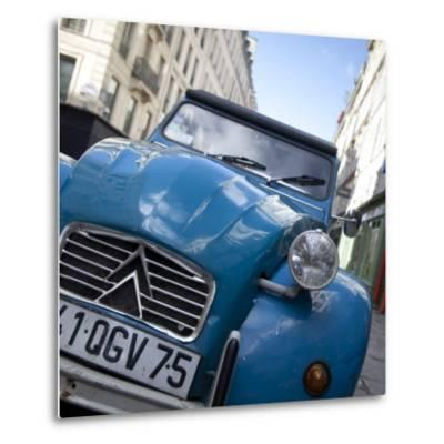 Citroen 2Cv Car in Paris, France