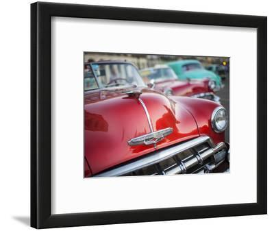Classic American Car (Chevrolet), Havana, Cuba