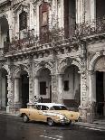 1959 Dodge Custom Loyal Lancer Convertible, Playa Del Este, Havana, Cuba-Jon Arnold-Photographic Print