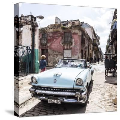 Classic American Car , Habana Vieja, Havana, Cuba