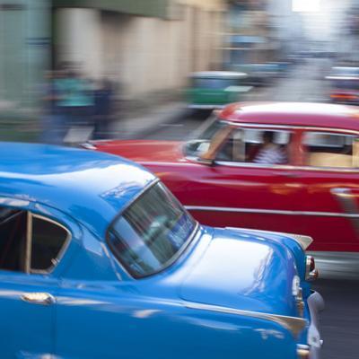 Classic American Cars, Havana, Cuba