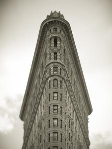 Flatiron Building, Manhattan, New York City, USA by Jon Arnold