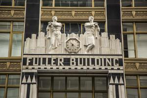 Fuller Building, Madison Avenue/57th Street, Manhattan, New York City, New York, USA by Jon Arnold