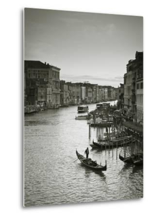 Grand Canal from the Rialto, Venice, Italy