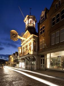 Guildhall, High Street, Guildford, Surrey, England by Jon Arnold