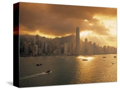 Hong Kong Skyline from Kowloon, China
