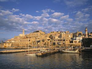 Jaffa Harbour, Tel Aviv, Israel by Jon Arnold