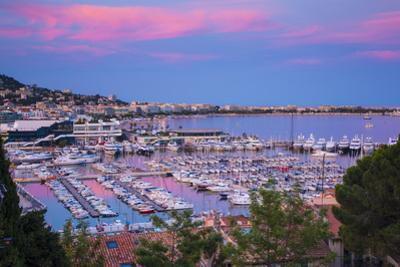 Le Vieux Port, Cannes, Alpes-Maritimes, Provence-Alpes-Cote D'Azur, French Riviera, France