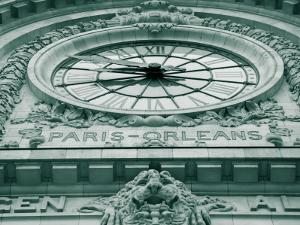 Musee D'Orsay, Paris, France by Jon Arnold