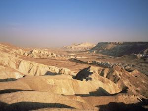 Nahal Zin, Negev Desert, Israel by Jon Arnold