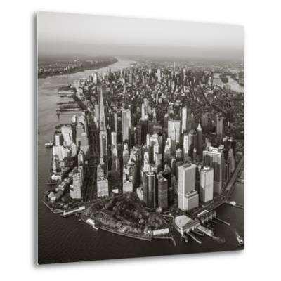 One World Trade Center and Lower Manhattan, New York City, New York, USA