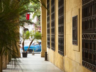 Paseo De Marti (Paseo Del Prado), Havana, Cuba