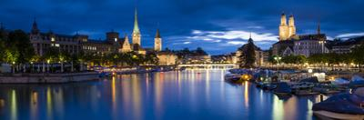 River Limmat, Zurich, Switzerland