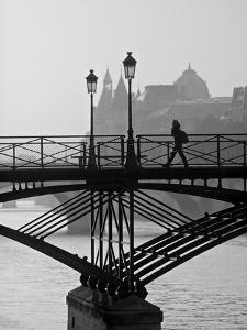 River Seine, Paris, France by Jon Arnold