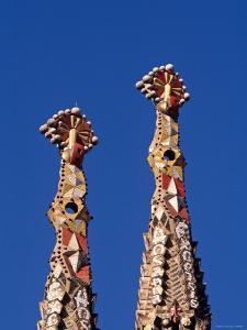 Sagrada Familia, Barcelona, Spain by Jon Arnold