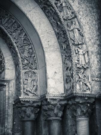 San Marco Basilica, Piazza San Marco, Venice, Italy by Jon Arnold