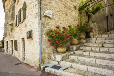 St. Paul De Vence, Alpes-Maritimes, Provence-Alpes-Cote D'Azur, French Riviera, France by Jon Arnold