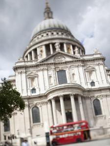 St, Paul's Cathedral, London, England by Jon Arnold