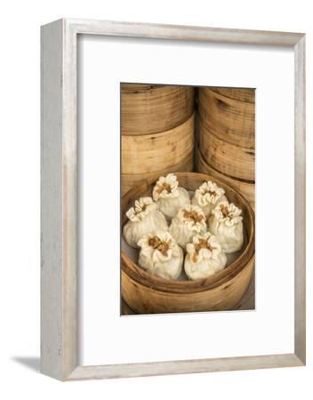 Steamed Dumplings (Steamed Bun or Xiaolongbao), Qibao, Shanghai, China