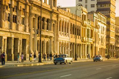 The Malecon, Centro Habana, Havana, Cuba