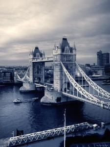Tower Bridge, London, England by Jon Arnold