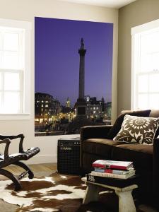 Trafalgar Square, London, England by Jon Arnold