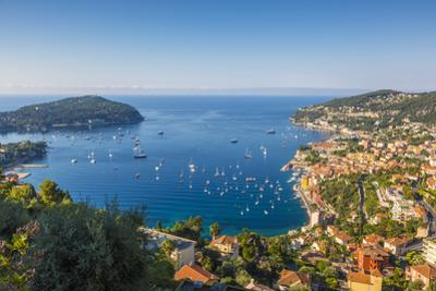 Villefranche Sur Mer, Alpes-Maritimes, Provence-Alpes-Cote D'Azur, French Riviera, France by Jon Arnold