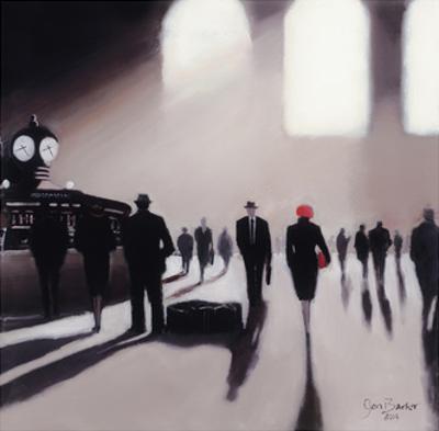 Grand Central Station Rendezvous - New York by Jon Barker