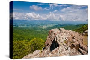 Blue Ridge Morning by Jon Bilous