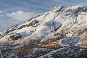 A scene from Borrowdale, Lake District National Park, Cumbria, England, United Kingdom, Europe by Jon Gibbs