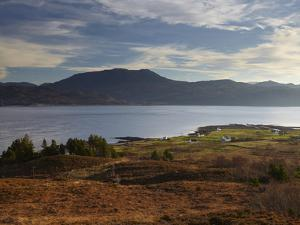 A View across the Sound of Sleat Towards the Scottish Mainland from Kylerhea, Isle of Skye, Inner H by Jon Gibbs