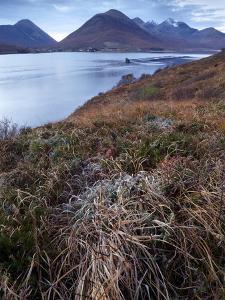 A View Towards the Cuillin Hills Across Loch Ainort on the Isle of Skye, Scotland, United Kingdom by Jon Gibbs