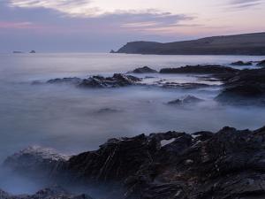 Coastal scene from Boobys Bay, Cornwall, England, United Kingdom, Europe by Jon Gibbs