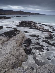 The View from Tarskavaig Bay, Isle of Skye, Scotland by Jon Gibbs