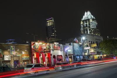 6Th Street in Austin.